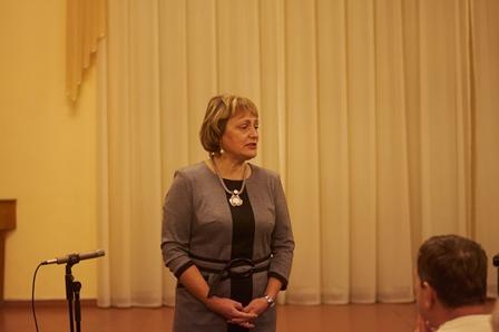 З 23 листопада розпочався цикл концертів, присвячений пам'яті Петра Миколайовича Башмакова
