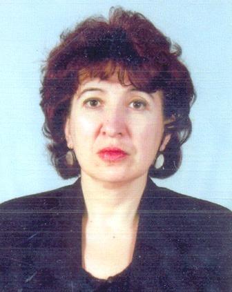 Веселова Наталя Дмитрівна